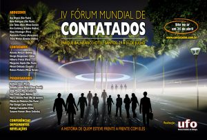 Brazil July 2016: lV World Forum of Contactees. Miriam Delicado Guest Speaker.