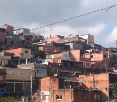 Miriam Delicado UFO Contactee: Sao Paulo Brazil Favela