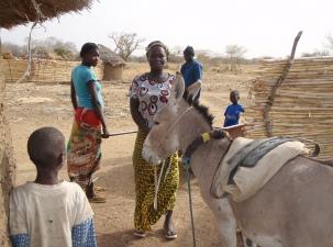 Burkina Faso: Africa, Miriam Delicado