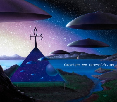 Extraterrestrial Information: From Contactee Miriam Delicado