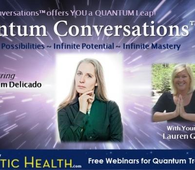 Please join Miriam Delicado in a Live Quantum Conversation: April 20th