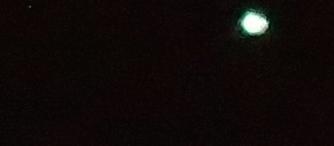 Miriam Delicado UFO Sighting