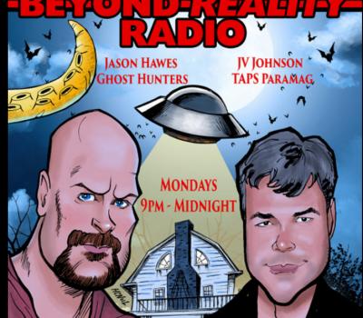 Beyond Reality Radio with Miriam Delicado April 4th.