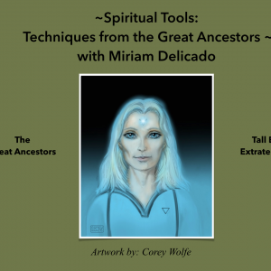 Miriam Delicado: Spiritual Tools